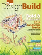 Design-Build magazine COVER STORY: 2014 Trends for Home & Garden