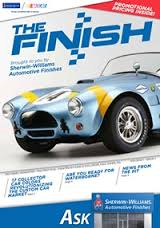 SW FINISH mag cover