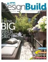 think big when designing small DESIGN BUILD